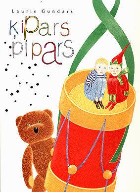 Ķipars Pipars - Lauris Gundars