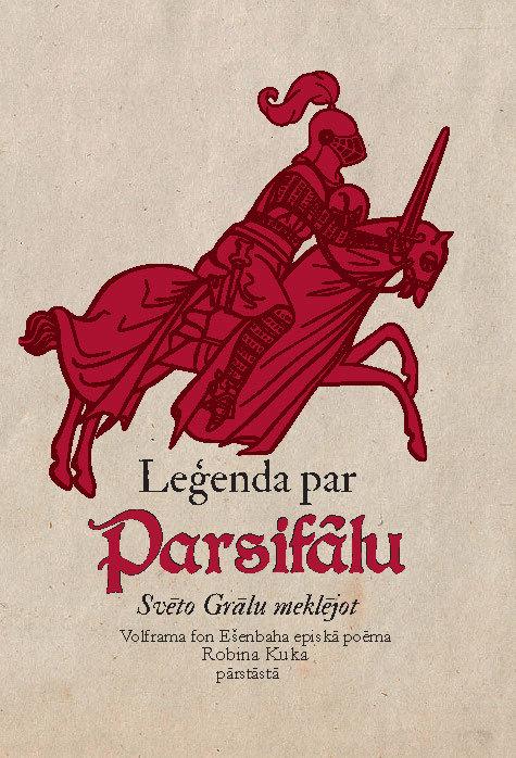 Leģenda par Parsifālu - Robins Kuks