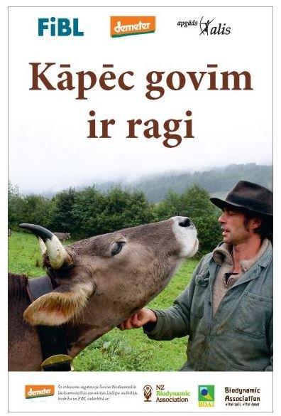 Kāpēc govīm ir ragi - autoru kolektīvs