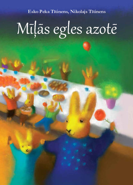 Mīļās egles azotē - Esko-Peka Tītinens, Nikolajs Tītinens