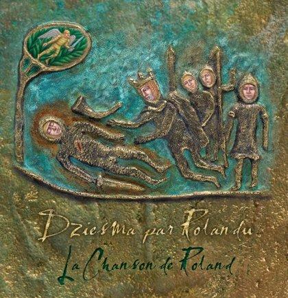 Dziesma par Rolandu - senfranču eposs Cecīlijas Dineres tulkojumā un atdzejojumā, mākslinieki Roberts un Lilija Dineri